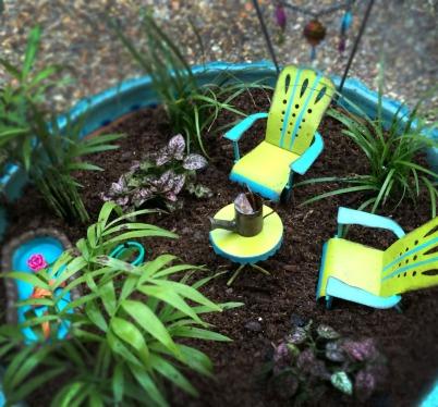 Fairy Garden for the Garden Lover